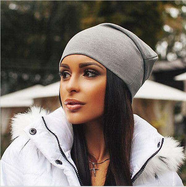 2017-Women-Autumn-Winter-Beanies-Cotton-Blended-Beanie-Slouch-Warm-Hat-Festival-Unisex-Mens-Ladies-Cap